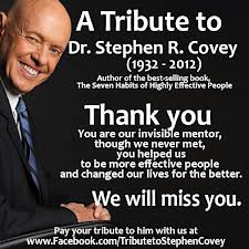 Stephen Covey (1932–2012)