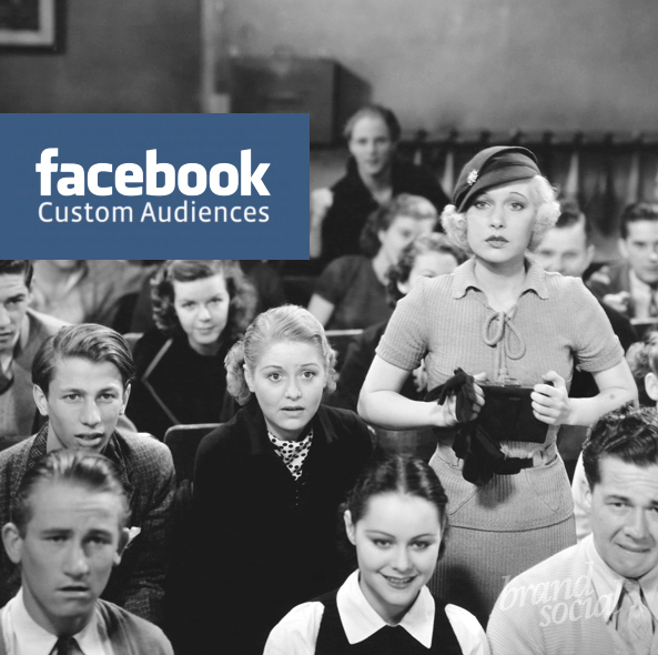 Boost Your Advertising Results With Facebook Custom Audiences